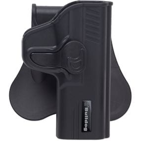 Rapid Release Polymer Holster