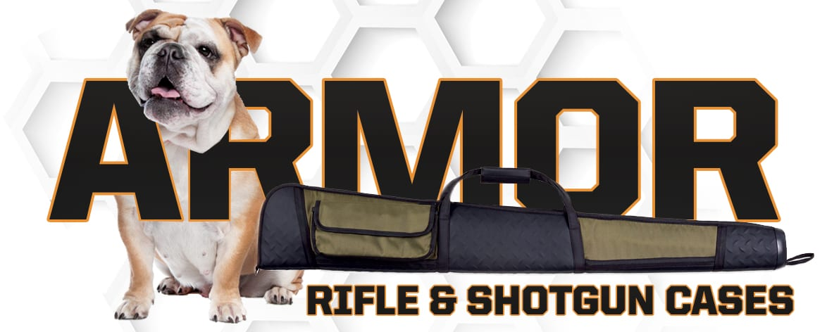 Armor Rifle & Shotgun Cases